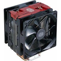 CoolerMaster Hyper 212 LED Turbo Red, RR-212TR-16PR-R1