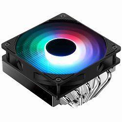 Jonsbo CR-701 Black, RGB-LED 120mm