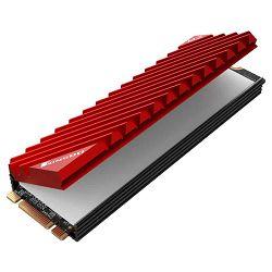 Jonsbo M.2-3 Red NVMe M.2 cooler
