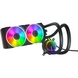 Fractal Celsius+ S24 Prisma RGB vodeno hlađenje