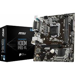 MSI H310M Pro-VL, s1151 v2, 7B75-001R