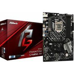 Asrock Z390 Phantom Gaming 4S, s1151 V2, 90-MXBA90-A0UAYZ, matična ploča