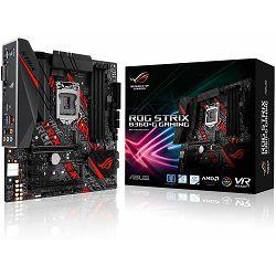 ASUS ROG STRIX B360-G GAMING, s1151 8Gen CPU, 90MB0WD0-M0EAY0