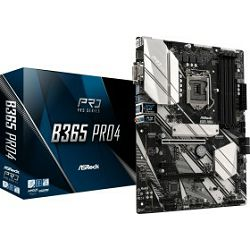 Asrock B365 PRO4, Intel B365, s1151 , 90-MXB9V0-A0UAYZ