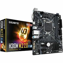 Gigabyte GA-H310M-M2 2.0, s1151 8Gen