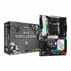Asrock B450 Steel Legend, AM4