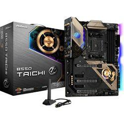 Asrock B550 Taichi, AM4, AMD B550, 90-MXBD00-A0UAYZ