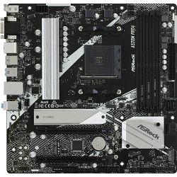 Asrock A520M-Pro4, AMD A520, AM4, 90-MXBDU0-A0UAYZ