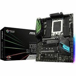 MSI X399 SLI PLUS, TR4