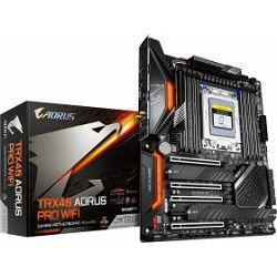 Gigabyte TRX40 Aorus Pro WIFI, AMD TRX40