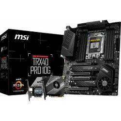 MSI TRX40 Pro 10G, AMD TRX40, 7C60-001R