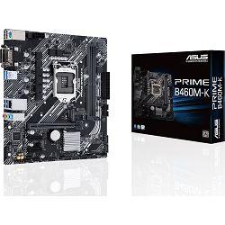 ASUS Prime B460M-K, s.1200, Intel B460, 90MB1400-M0EAY0