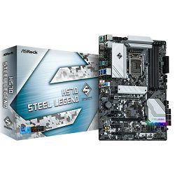 Asrock H570 Steel Legend, Intel H570, s.1200, 90-MXBFY0-A0UAYZ