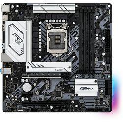 Asrock B560M Pro4, Intel B560, s.1200, 90-MXBEL0-A0UAYZ
