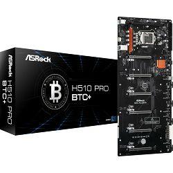 Asrock H510 Pro BTC+, s.1200, 90-MXBGL0-A0UAYZ
