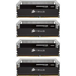 DDR4 32GB (4x8) Corsair 2666MHz Dominator Platinum, CMD32GX4M4A2666C15