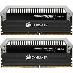 DDR4 32GB (2x16) Corsair 3000MHz Dominator Platinum, CMD32GX4M2B3000C15