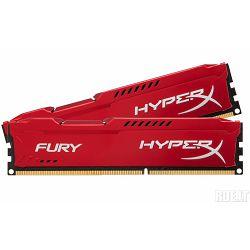 DDR3 8GB (2x4) Kingston 1866MHz Fury Red, HX318C10FRK2/8