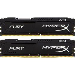 DDR4 8GB (2x4) Kingston 3200MHz Fury, C18, HX432C18FBK2/8