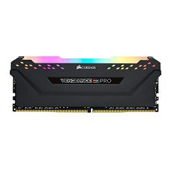 DDR4 16GB (1x16) Corsair 3200MHz Vengeance RGB PRO, C16, Bulk, CM4X16GC3200C16W4