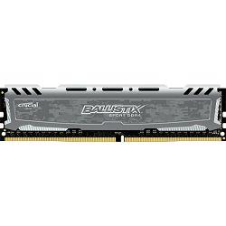 DDR4 16GB (1x16) Crucial 3200MHz Ballistix Sport LT Grey, BLS16G4D32AESB