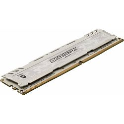 DDR4 16GB (1x16) Crucial 3200MHz Ballistix Sport LT White, BLS16G4D32AESC