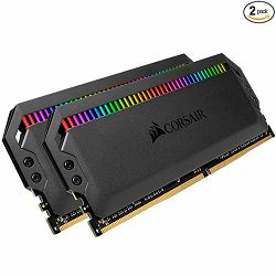 DDR4 32GB (2x16) Corsair 3200MHz Dominator Platinum RGB, CL16, CMT32GX4M2C3200C16