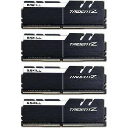 DDR4 64GB (4x16) G.Skill 3600MHz Trident Z Series, F4-3600C17Q-64GTZKW