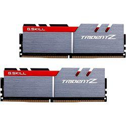 DDR4 16GB (2x8) G.Skill 3600MHz TridentZ Series, F4-3600C16D-16GTZ