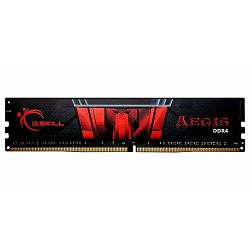 DDR4 8GB (1x8) G.Skill 3200MHz AEGIS, F4-3200C16S-8GIS