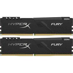DDR4 16GB (2x8) Kingston 3200MHz Fury C16, HX432C16FB3K2/16