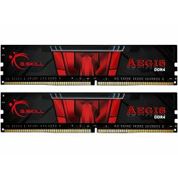 DDR4 16GB (2x8) G.Skill 3200MHz AEGIS C16, F4-3200C16D-16GIS