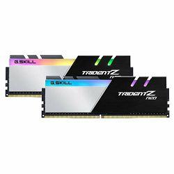 DDR4 16GB (2x8) G.Skill 3600MHz TridentZ NEO, F4-3600C18D-16GTZN