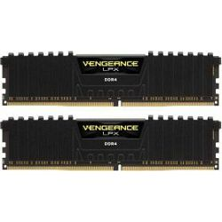 DDR4 64GB (2x32) Corsair 3200MHz Vengeance LPX black, CL16, CMK64GX4M2E3200C16