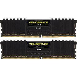 DDR4 16GB (2x8) Corsair 3600MHz LPX Black, CMK16GX4M2D3600C18