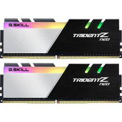 DDR4 16GB (2x8) G.Skill 3200MHz Trident Z Neo RGB, F4-3200C16D-16GTZN