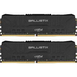 DDR4 16GB (2x8) Crucial 3200MHz Ballistix Sport Black, BL2K8G32C16U4B