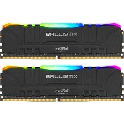 DDR4 32GB (2x16) Crucial 3200MHz Ballistix RGB, BL2K16G32C16U4BL