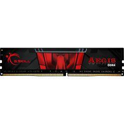 DDR4 8GB (1x8) G.Skill 3200MHz AEGIS Bulk, F4-3200C16S-8GIS