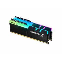 DDR4 16GB (2x8) G.Skill 3200MHz TridentZ RGB Series, F4-3200C16D-16GTZRX