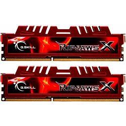DDR3 8GB (2x4) G.Skill Ripjaws X CL9, F3-12800CL9D-8GBXL