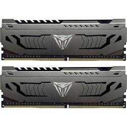 DDR4 32GB (2x16) Patriot 3200MHz Viper Steel,  PVS432G320C6K