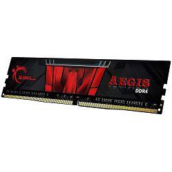 DDR4 16GB (1x16) G.Skill 2666MHz AEGIS Bulk, F4-2666C19S-16GIS