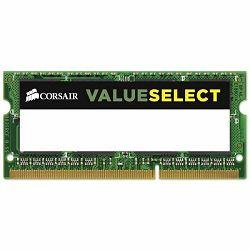 DDR3 4GB (1x4) Corsair 1066MHZ sodimm, CM3X4GSD1066
