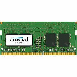 DDR4 8GB (1x8) Crucial 2400MHz sodimm CT8G4SFS824A, CT8G4SFD824A