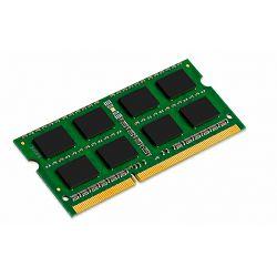 DDR3 8GB (1x8) Kingston 1600MHz sodimm L 204 pin, KCP3L16SD8/8