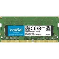 DDR4 4GB (1x4) Crucial 2666MHz sodimm, CT4G4SFS8266
