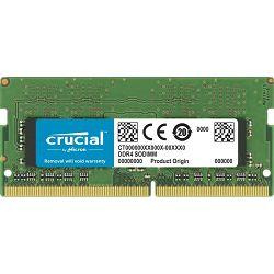 DDR4 16GB (1x16) Crucial, 3200MHz, sodimm, CT16G4SFRA32A