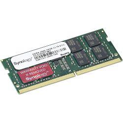 DDR4 16GB (1x16) Synology DDR4 ECC Unbuffered SODIMM D4ECSO-2666-16G
