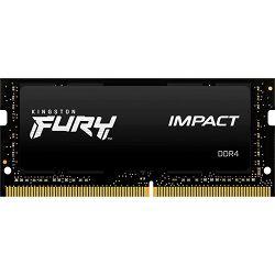 DDR4 16GB (1x16) Kingston 2666MHz Hyper Impact sodimm, HX426S16IB2/16